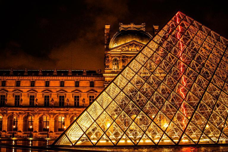 Musée du Louvre, Paris, 2014