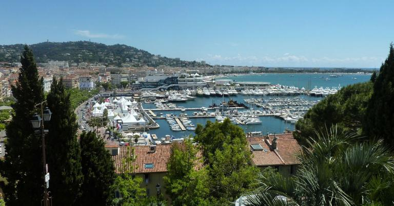 Port de Cannes, France, 2015